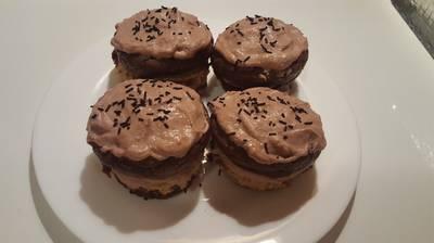 Cukormentes Zalakocka muffin