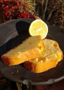 Svájci citromos süti