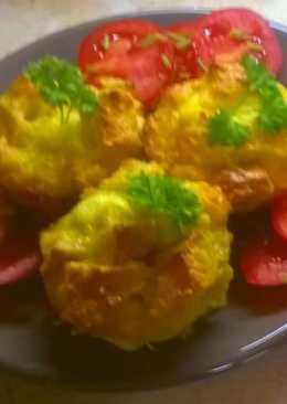 Bundás-kenyér muffin