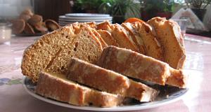 Mézes-gyömbéres koszorú recept főfotó