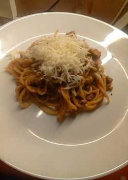 Házi bolognai spagetti 🍝