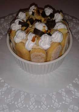 Pudingos desszert