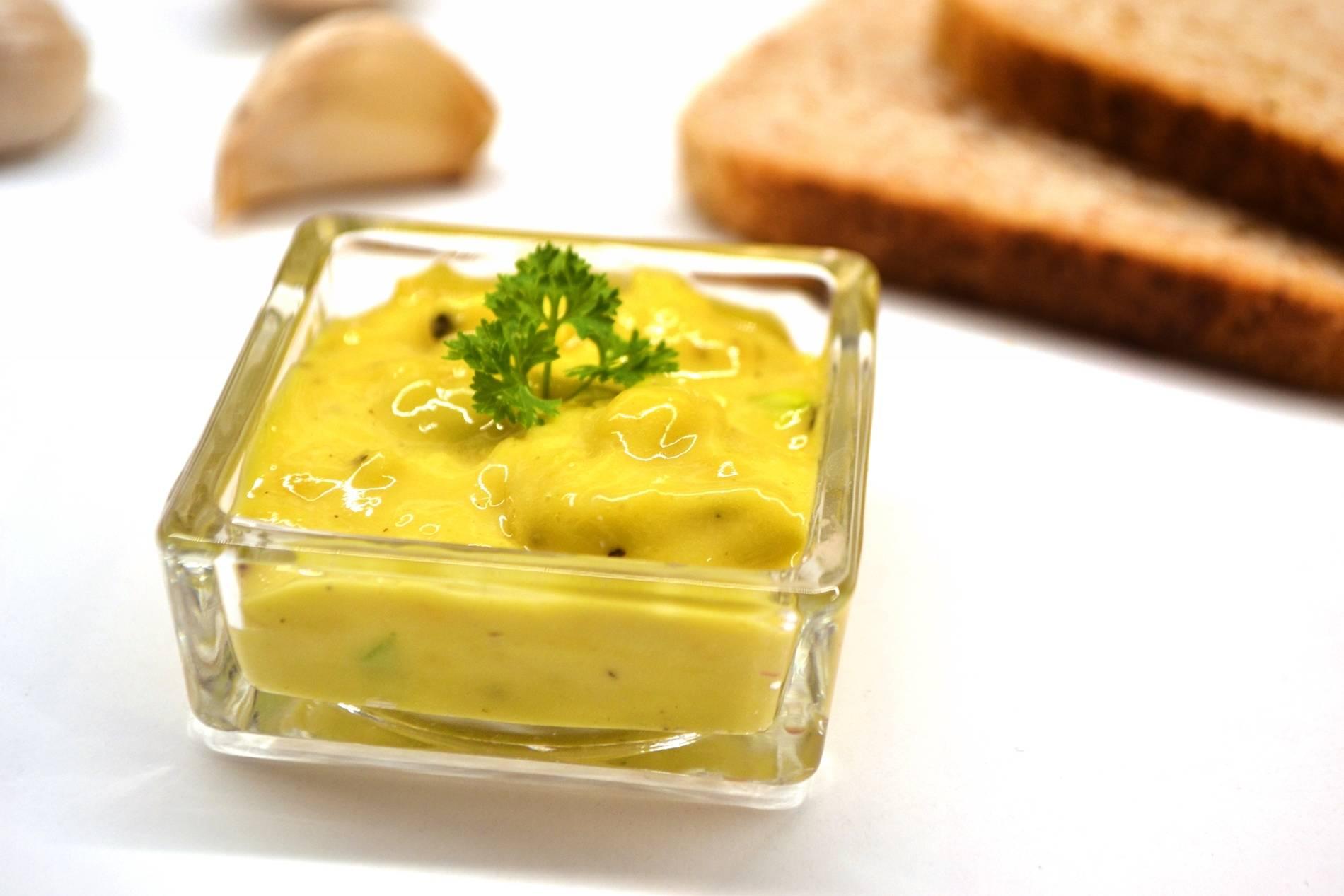 Aioli (fokhagymás majonéz) recept főfotó