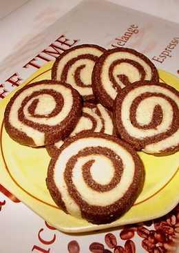 Csokoládés - kókuszos tallérok