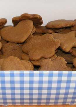 Svéd gyömbéres keksz