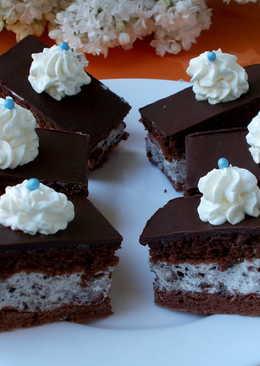 Oreo kekszes,fehér csokoládés mascarponés krémes