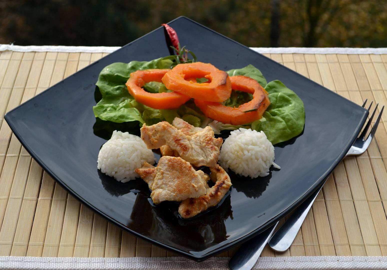 Csirkemell falatok recept főfotó