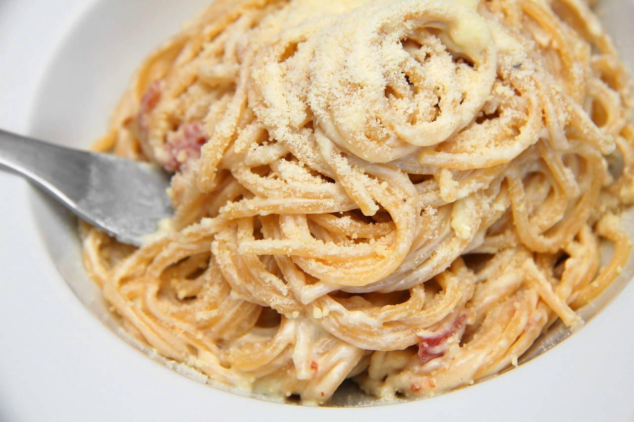 Carbonara spagetti recept főfotó