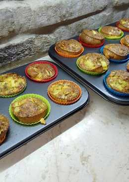 Tojás muffin