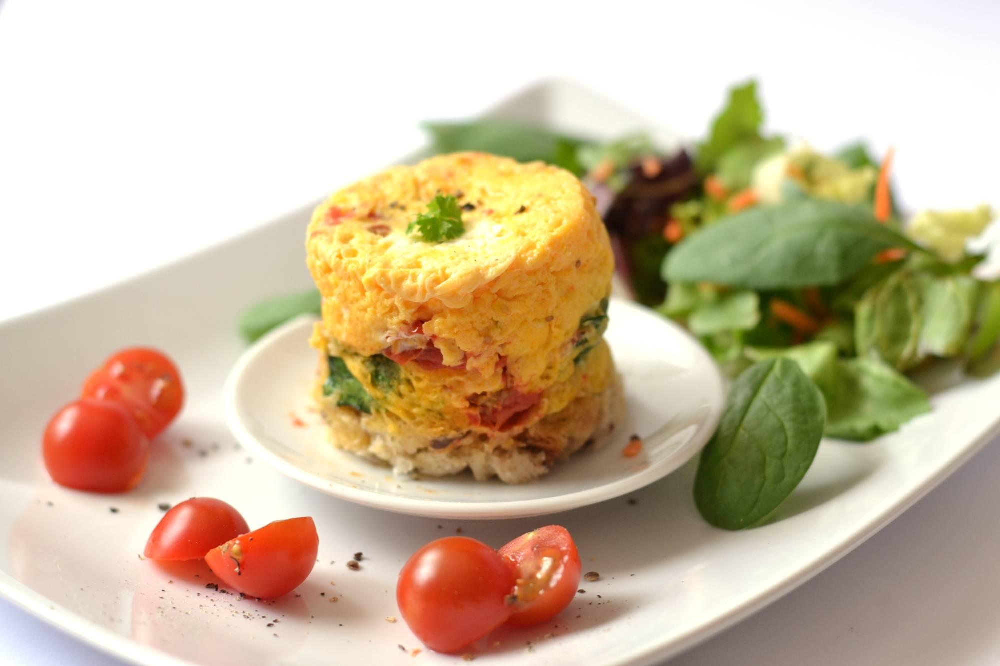 Bögrés-mikrós tojásfelfújt recept főfotó