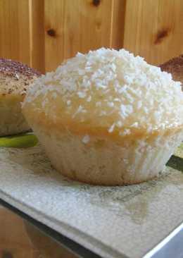 Mini kürtőskalács muffin