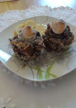 Mákos guba muffin formában