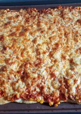 Pizza tészta