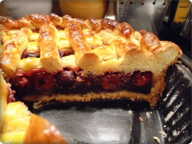 Meggyes-mákos pite recept főfotó