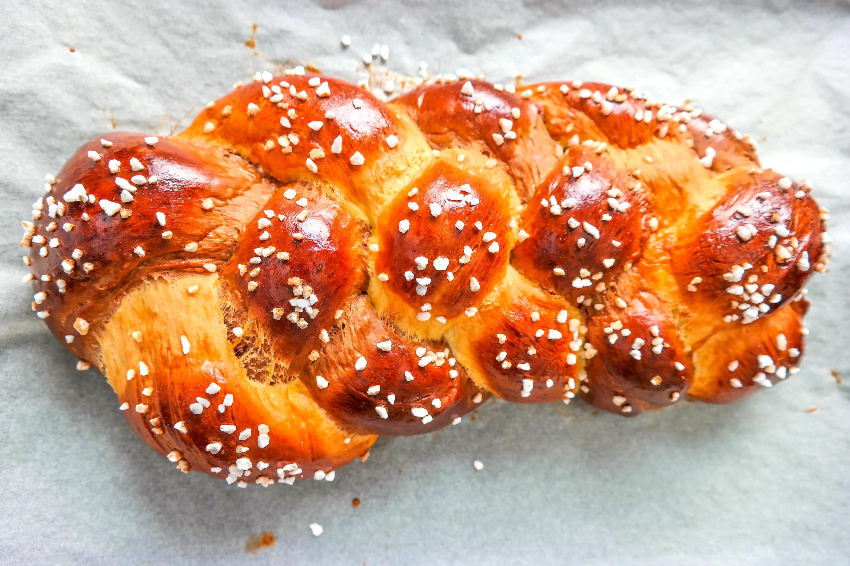 Húsvéti fonott kalács recept főfotó