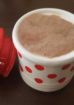 Krémes csokoládés tejbegríz