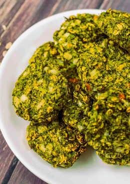Ropogós brokkoli fasírt
