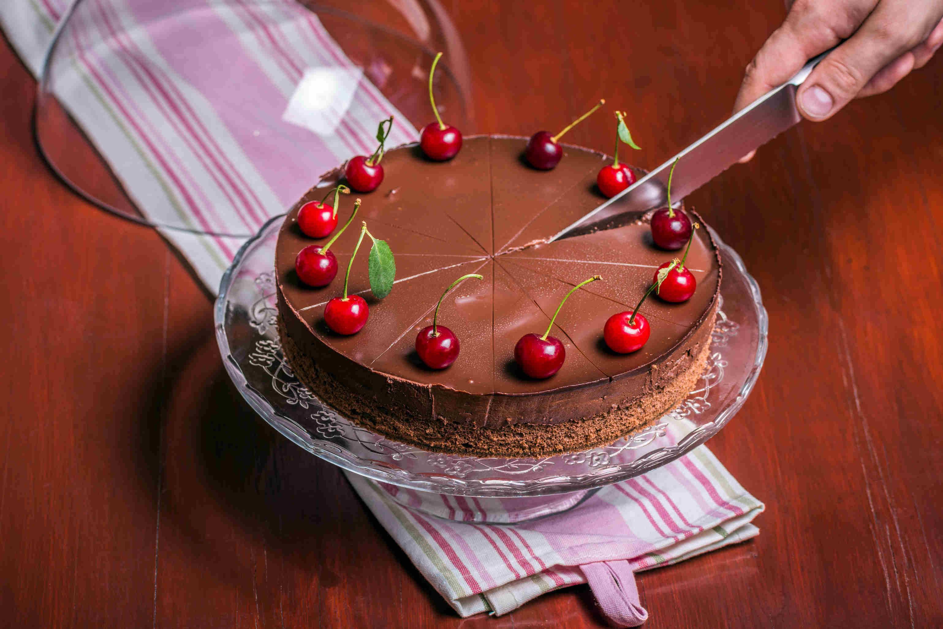 Lúdláb torta recept főfotó