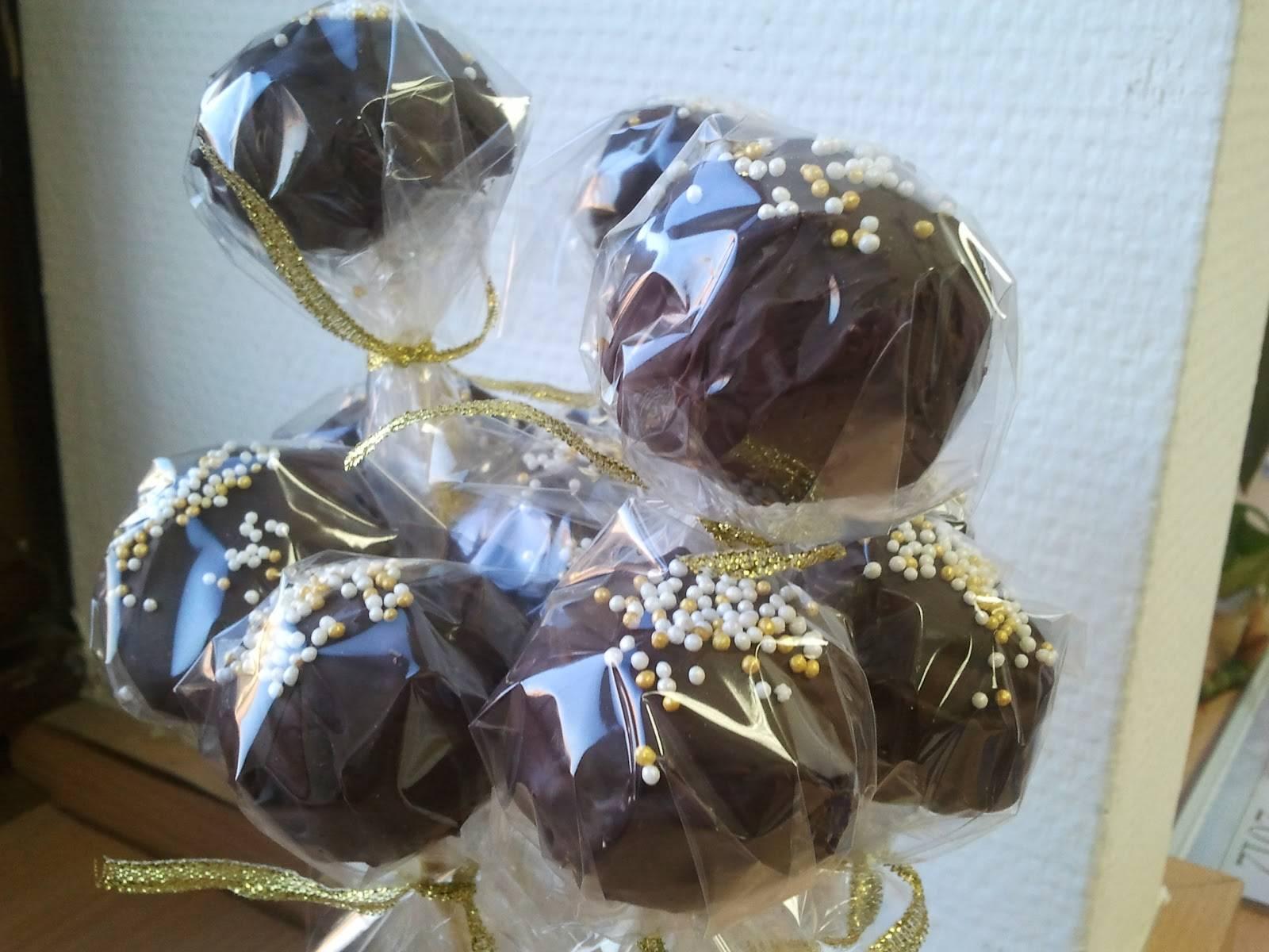 Csokis-banános cake pop recept főfotó