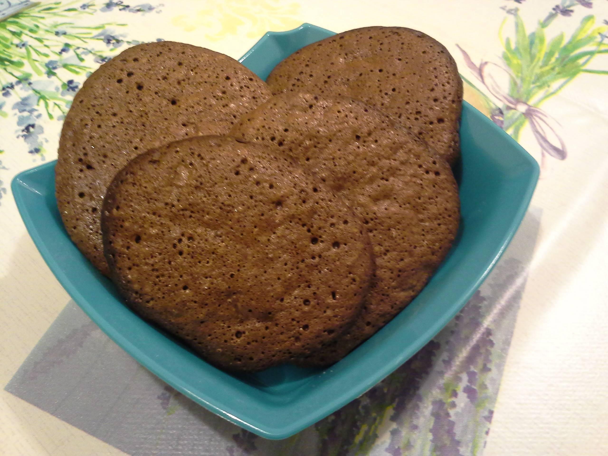 Francia csokis-mogyorós keksz recept főfotó