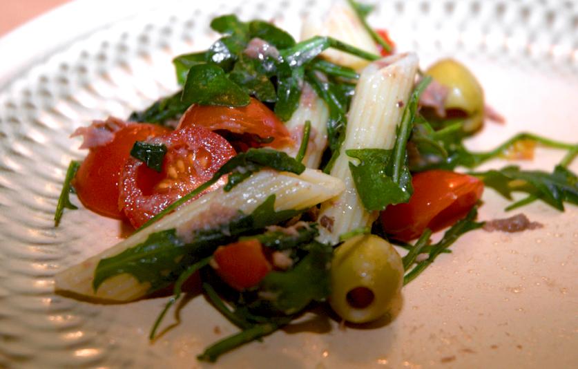 Tonhalas tészta saláta recept főfotó
