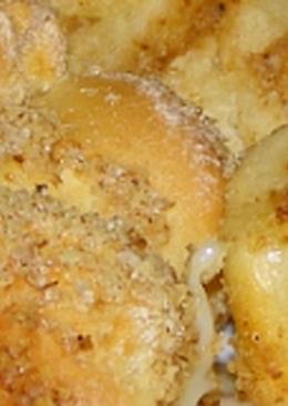 Aranygaluska recept II