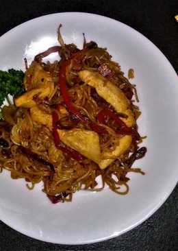 Kínai sült tészta à la Dániel🌶️