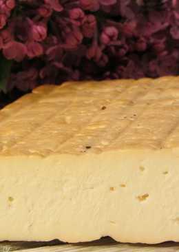 Házi füstölt gomolya sajt