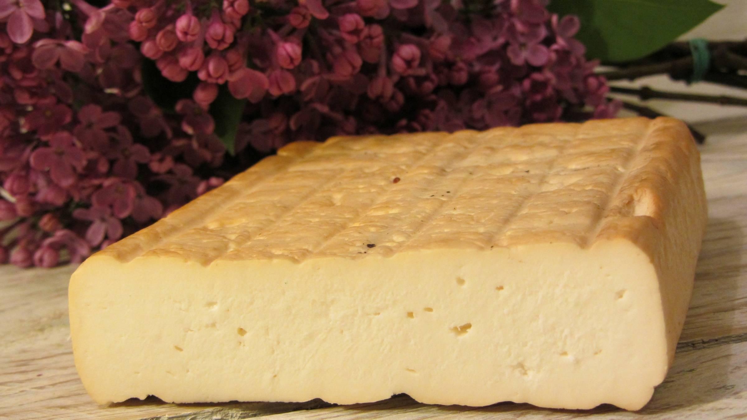 Házi füstölt gomolya sajt recept főfotó