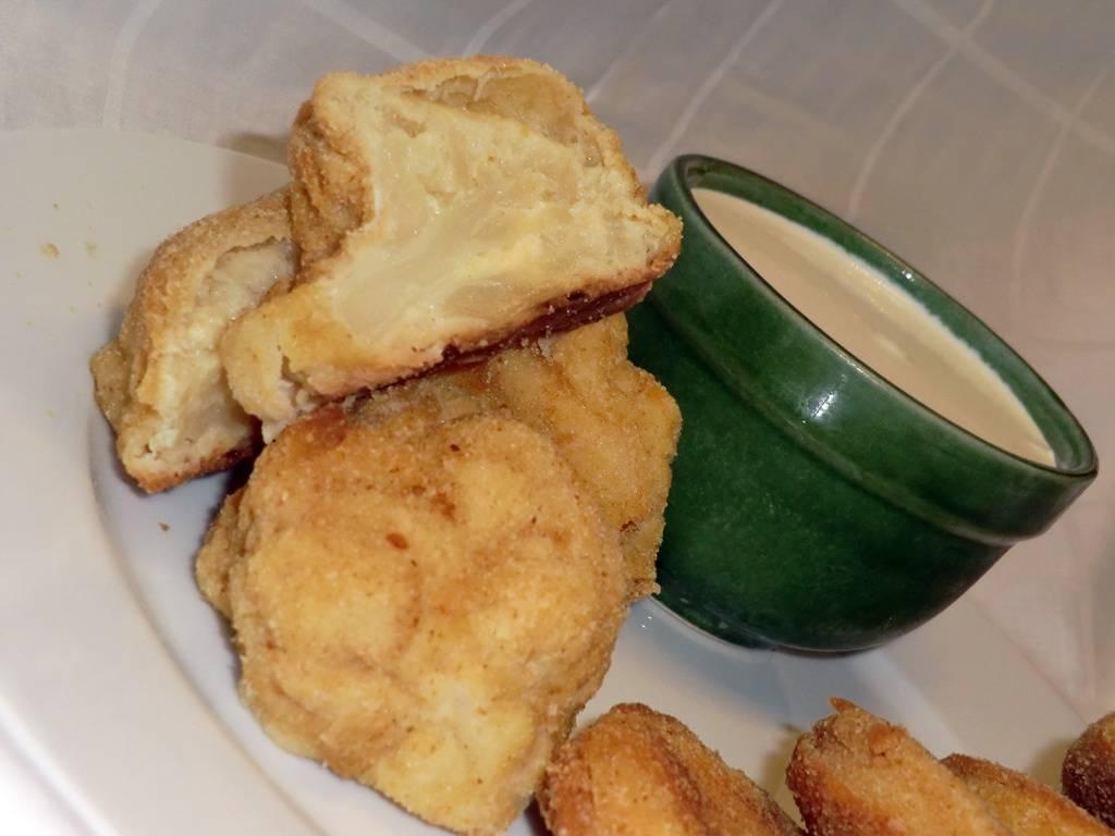 Rántott karfiol recept, sütőben sütve főfotó