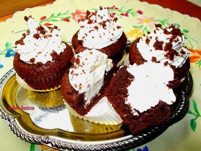 Töltött muffin