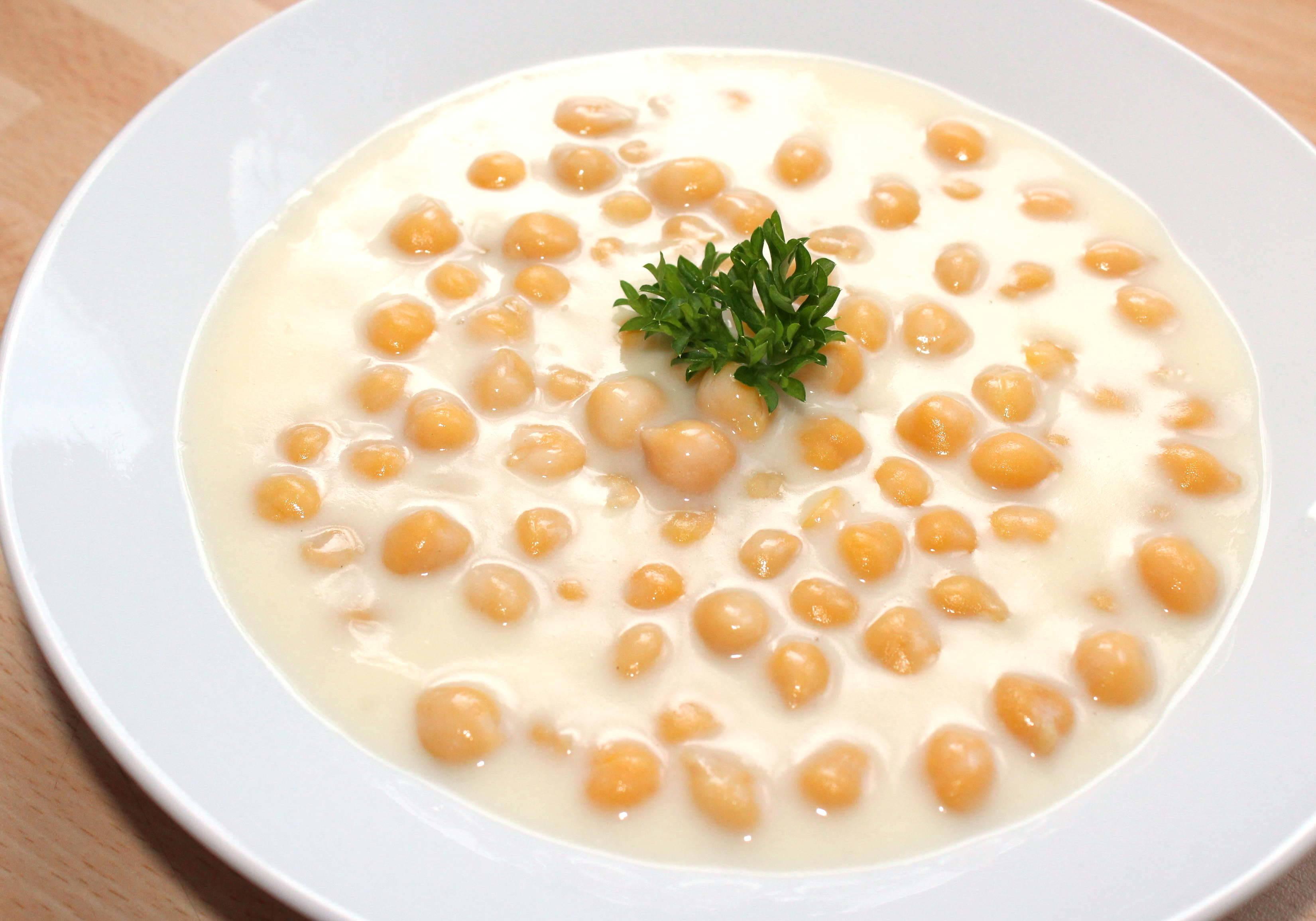 Csicseriborsó főzelék recept főfotó