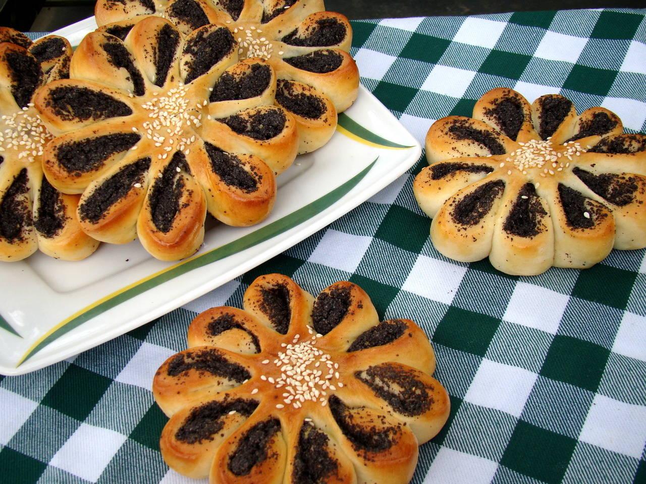 Mákvirág péksüti recept főfotó