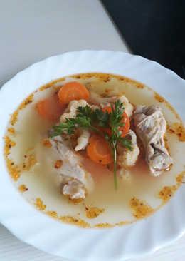 Karfiol leves csirkeszárnnyal