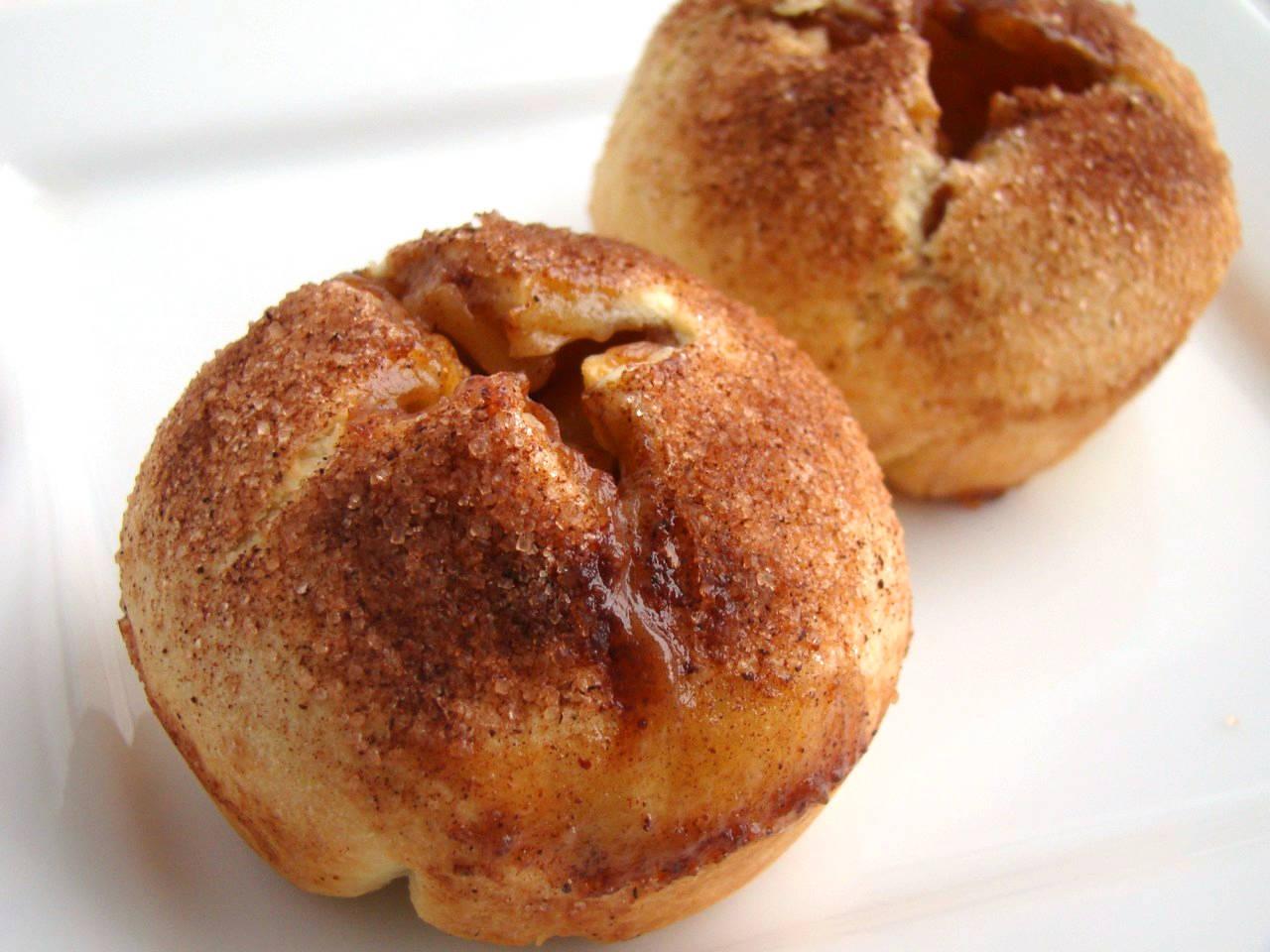 """Almás """"lepény"""" muffin recept főfotó"""