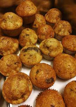 Kürtös kalács muffin