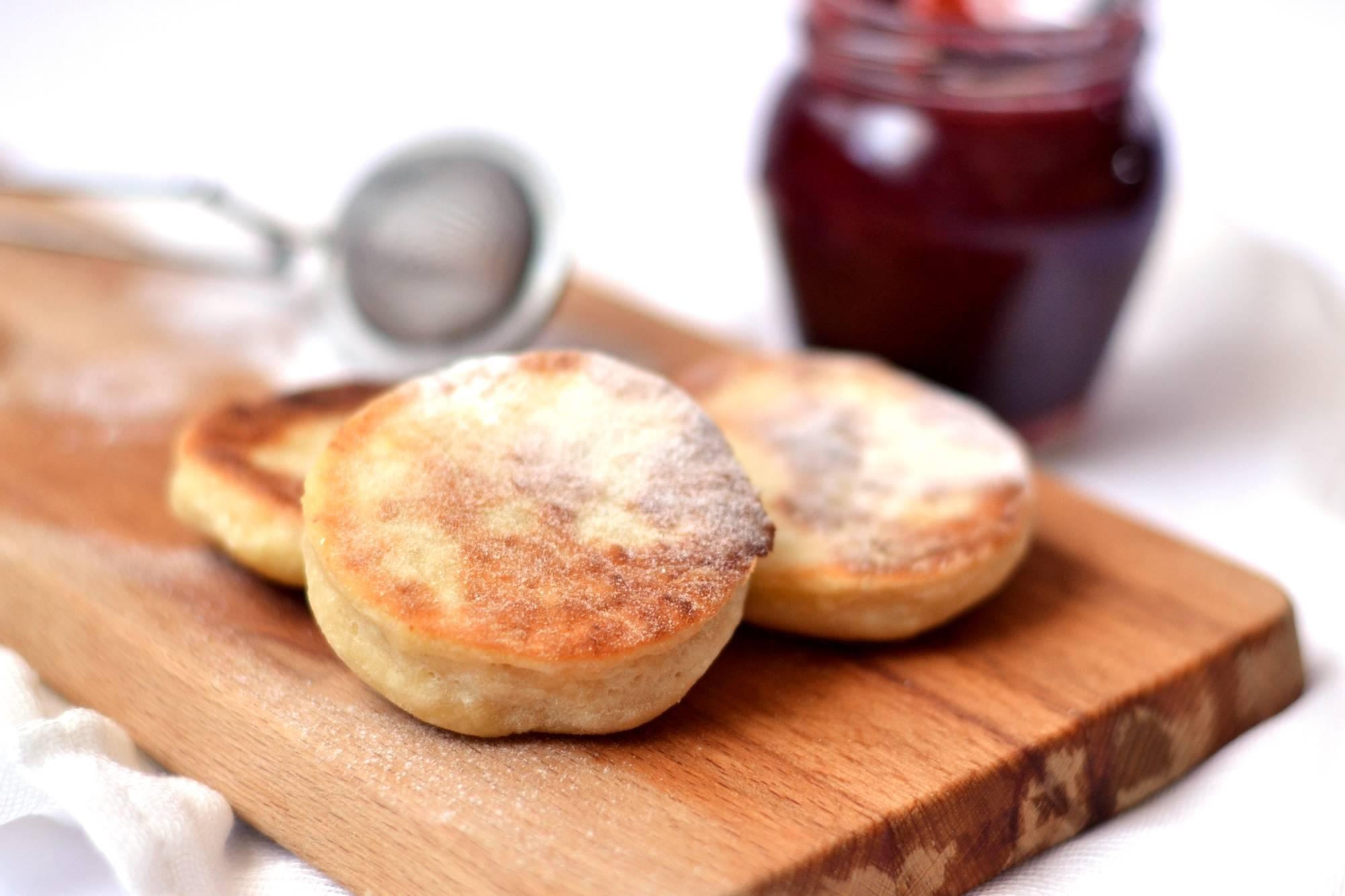 Eredeti angol muffin recept főfotó
