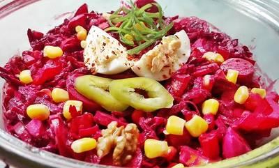 Chilis mexikói céklasaláta🌽