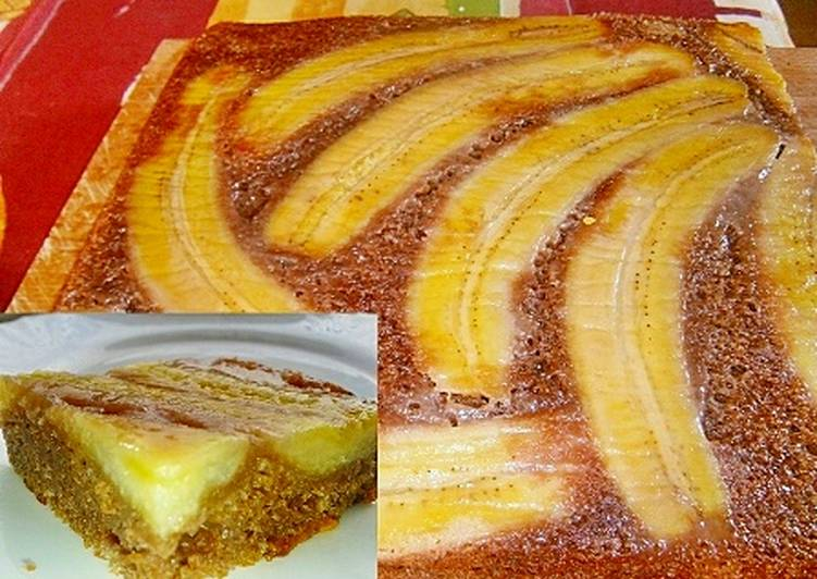 Banános süti 🍌