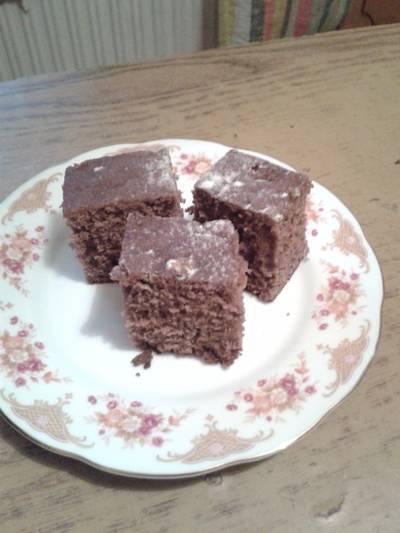 Erzsi néni egytojásos süteménye