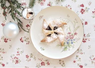 Joulutorttu,finn karácsonyi csillag főfotó