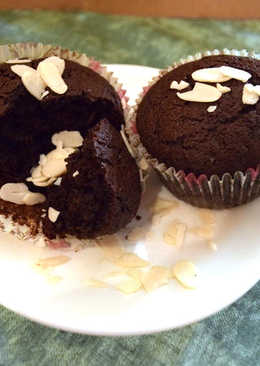Mogyorós-csokis muffin