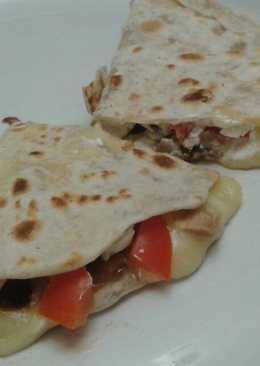 Hàzi készítésű tortilla