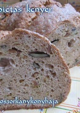 Extra diétás kenyér (Gluténmentes)