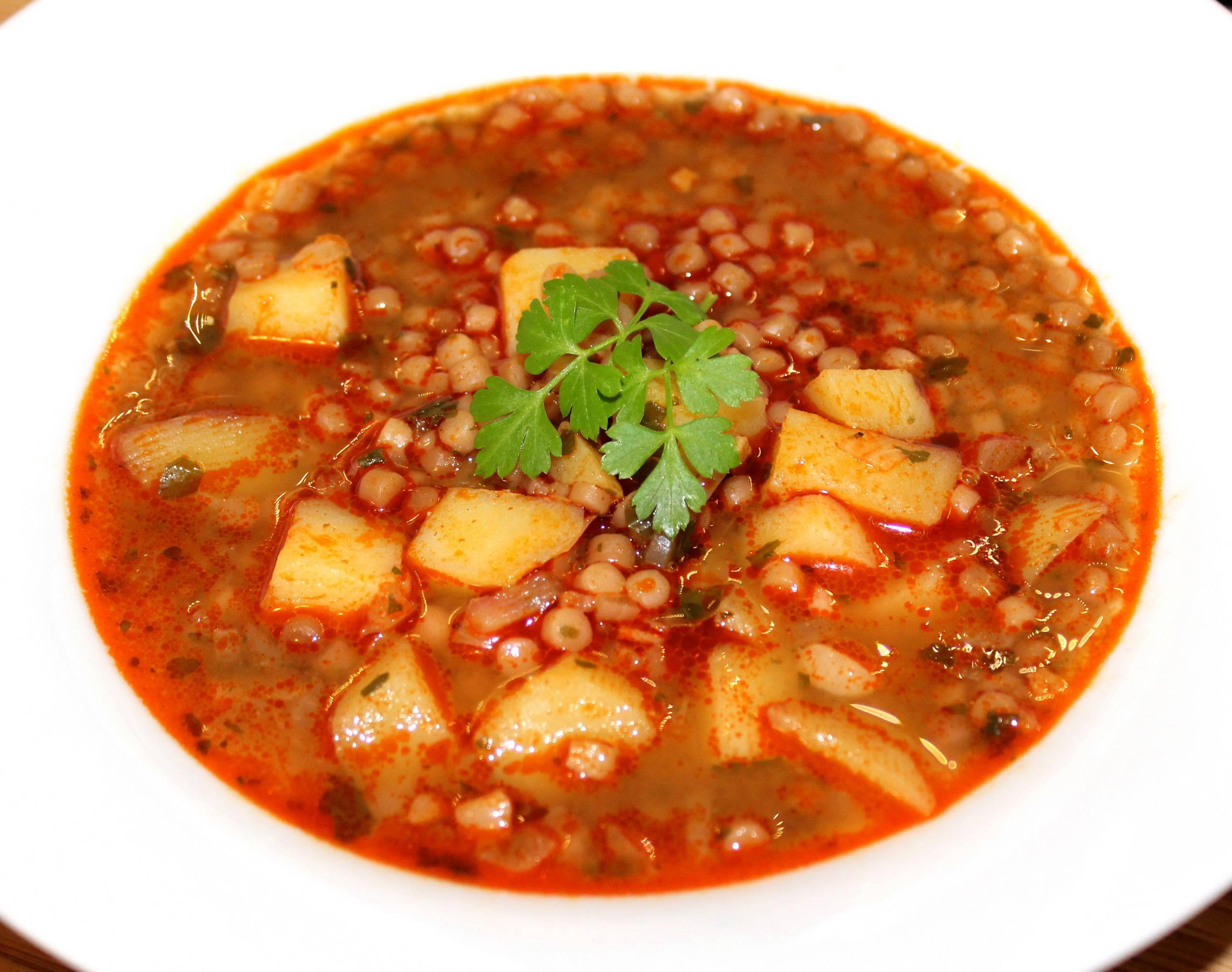 Krumplis tarhonyaleves recept főfotó
