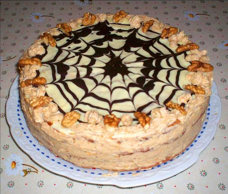 Eszterházy torta recept (házias) főfotó