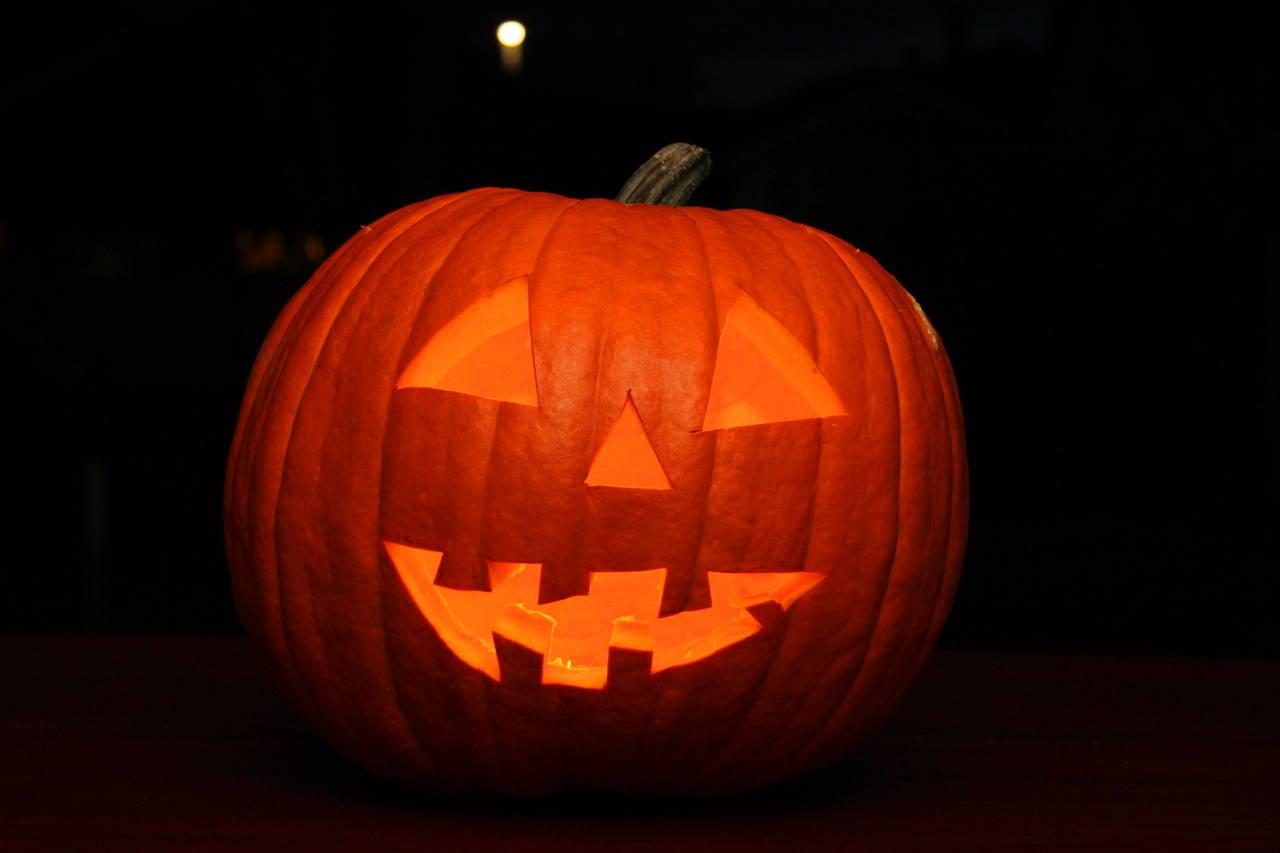 Halloween töklámpás készítés főfotó