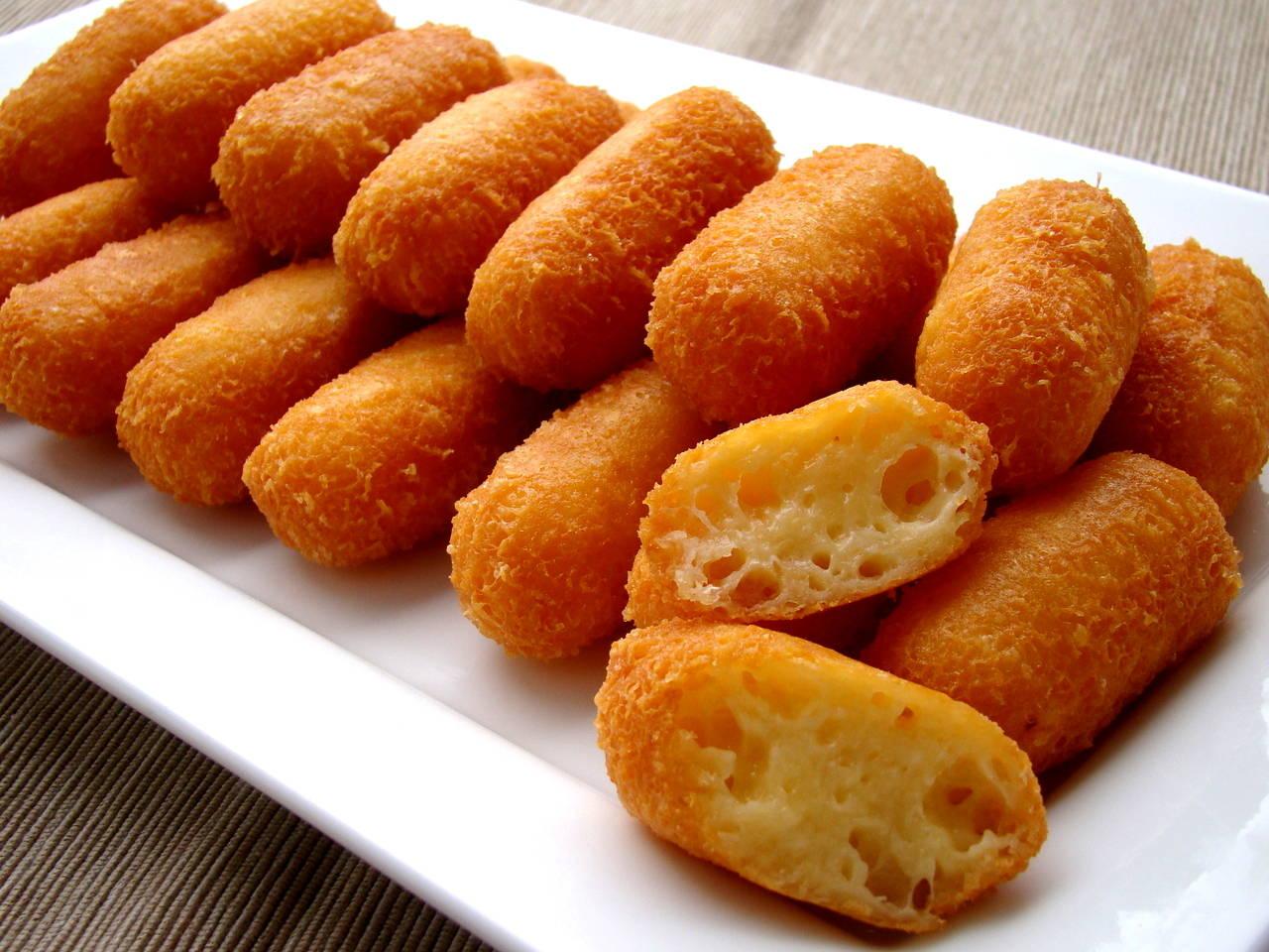 Gyors sajtkrokett recept főfotó
