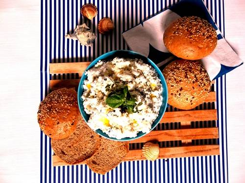 Mediterrán túrókrém recept főfotó