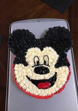 Mickey egér torta